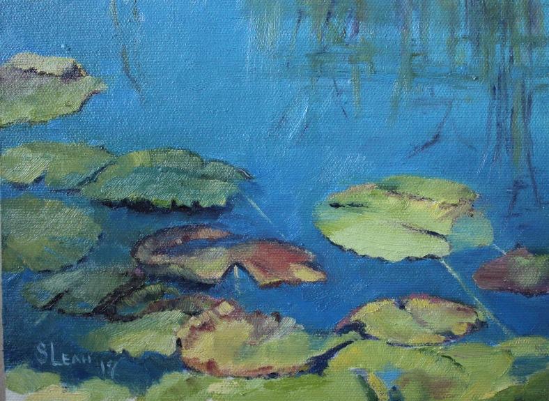 Pond Lilies 1
